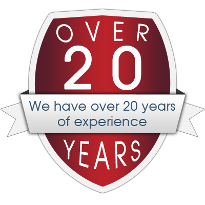 20 years of experience selling Motorcycle Parts Online