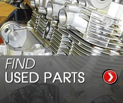 Find New Motorcycle Parts