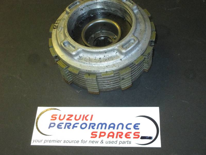 Suzuki GSF1200 Bandit complete Clutch Pack Assembly