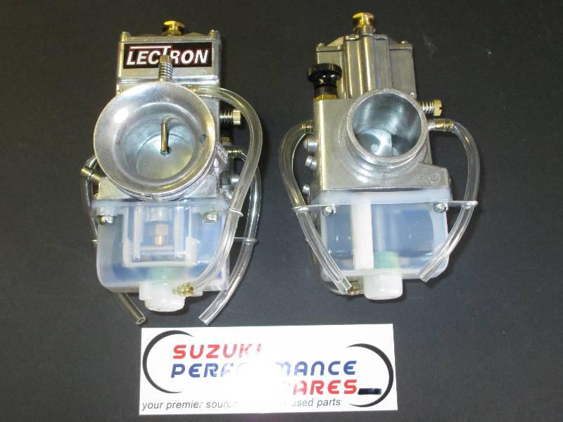 Yamaha 34mm Lectron Carbs