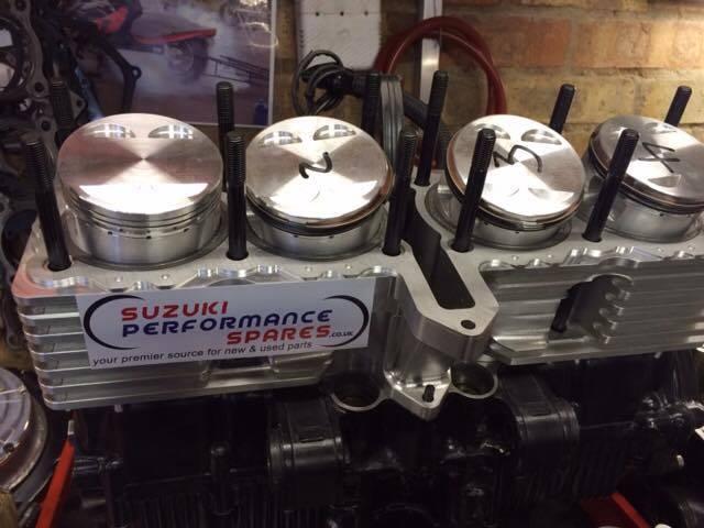 Suzuki GSXR1100 GSF1200 MTC Turbo Piston Kit -spare-parts