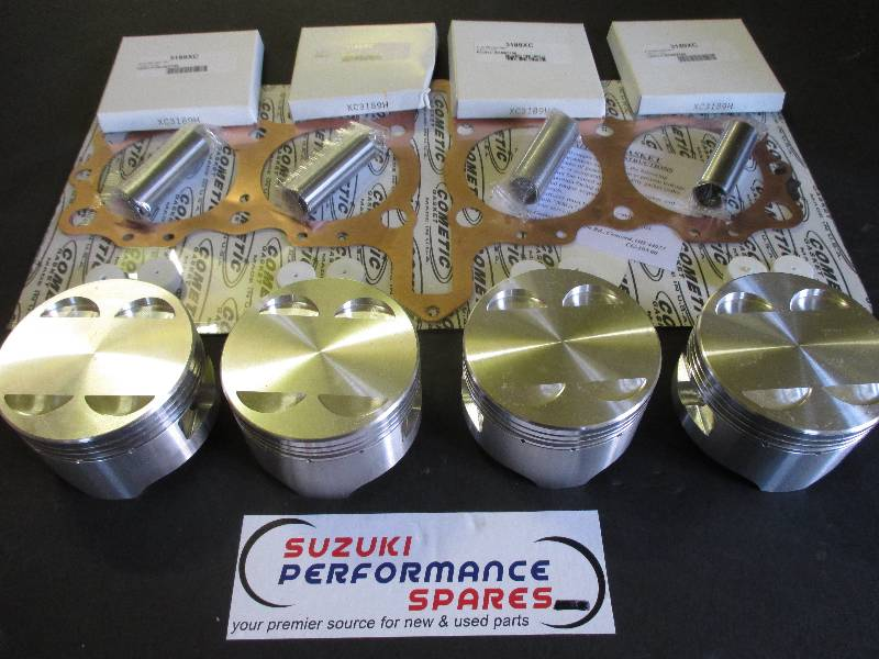 Suzuki GSXR1100 GSF1200 MTC Turbo Piston Kit -spare-parts