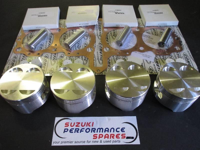 Suzuki GSXR1100 GSF1200 MTC Turbo Piston Kit -spare-parts-motorcycle