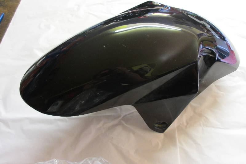 Suzuki SV1000 replacement Front Mudguard