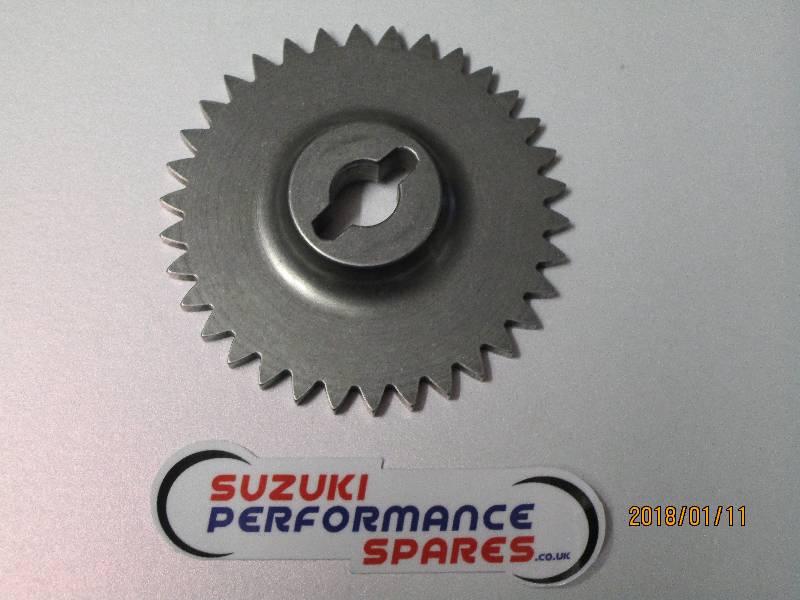 SPS UK Made Suzuki GSX1300R Hayabusa Dragbike Uprated Oil Pump Gear