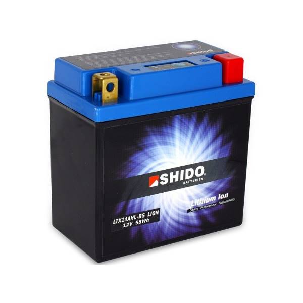 Suzuki GS 1000 G 81-83 Shido Lithium ION Battery