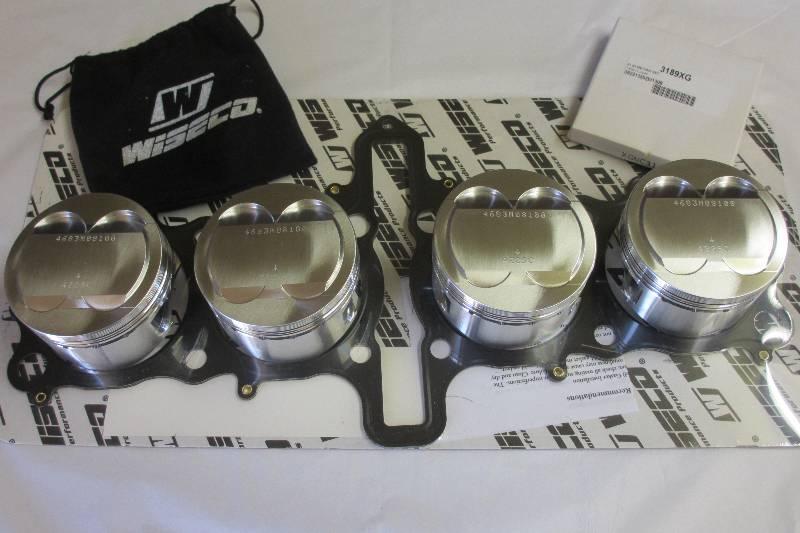 Suzuki GSXR1100 1216 Big Bore Piston Kit-spare-parts
