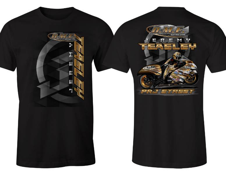 DME Racing Jeremy Teasley T-Shirt