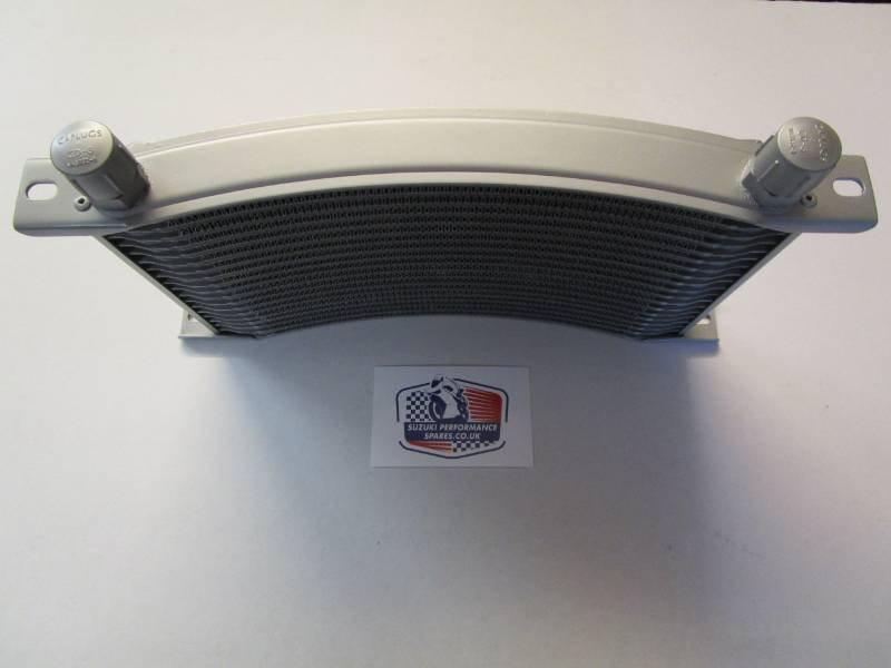 Earl's 19 Row Curved Oil Cooler