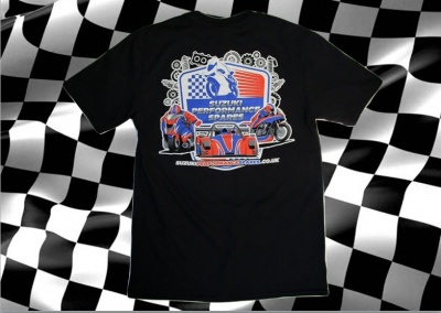 Fancy a free Suzuki Performance T-shirt?