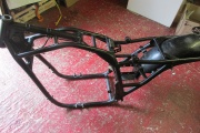 gsx1100/750 ex braced frame and v5