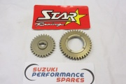 GSX1100 GS1000 Hi Volume Oil Pump Gears