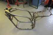 Suzuki XR69 Replica Frame just arrived!