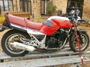 Another GSX1100 for spares!