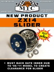 MTC launch the new ZZR1400 MTC Slider Clutch
