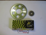 Regina Chain & Sprockets Kits.