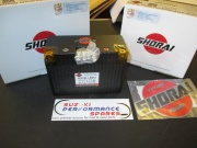 Shorai Lithium batteries