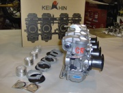 Keihin Cr Carbs 33mm and 35mm