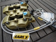 Earls Brake Line Kits