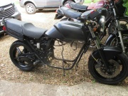 GSX1100 EFE Chassis for sale!