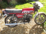 Yamaha RD400E for sale!