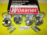Wossner Forged Piston Kits and Connecting Rods