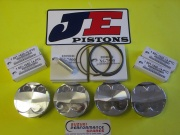 JE GSXR1000 75mm 13.5:1 Piston Kit