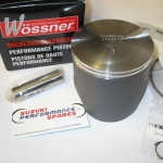 Wossner MX and Off Road Pistons!