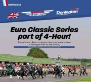 Donington Park Endurance Legends