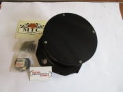 MTC Billet Clutch Covers
