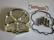 SPS Billet Oil Filter Covers GSX1100