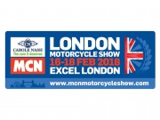 MCN London Motorcycle Show 2018 Feb 16-18th