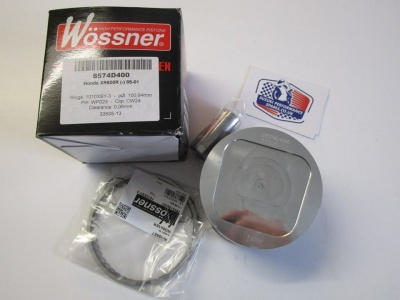 Wossner XR650R Pistons