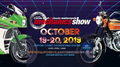 Stafford Classic Show ! See You There!