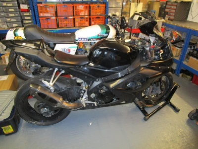 GSXR1000K5 Project......