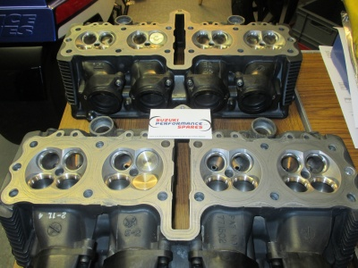 Cylinder Head Modification