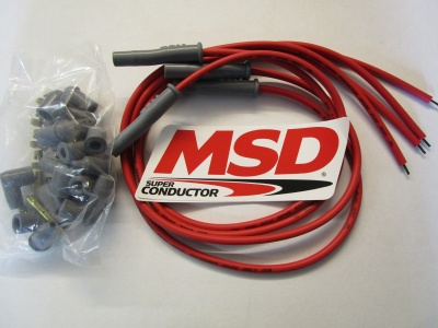 MSD 8.5mm Plug Wires