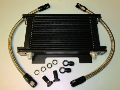 HEL 19 Row Oil Cooler Kits. Expanded Range