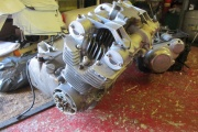 Suzuki GS1000 E engine breaking for spares