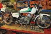 GS1000 Pro Stock Bike Restoration #2
