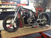 Twin Shock XR69 Build