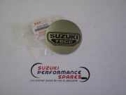 Suzuki GSX750 RH engine emblem. Genuine.