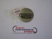 Suzuki GSX750 RH engine emblem. Genuine.