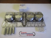 Suzuki GSX1100 1425 cc Piston Kit
