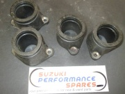 Suzuki RF600 Carb Inlet Rubbers (4)