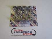 Kawasaki ZX12R Stainless Valves