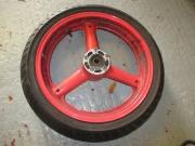 GSXR750 ws front wheel