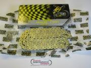 Regina 530 ZRT x 118 link Gold Chain