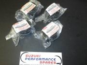 Suzuki GSX1100 efe inlet rubbers oem.