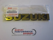 Suzuki GS550 GS750 Tank Badge